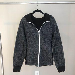 Lulu Lemon Men's Zip Up Sweatshirt